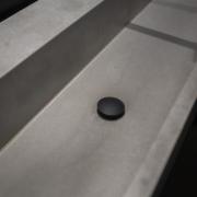 Detailaufnahme Waschbecken