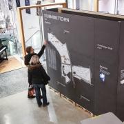 Aushändigung der Sturmbrettchen im Stilwerk Düsseldorf